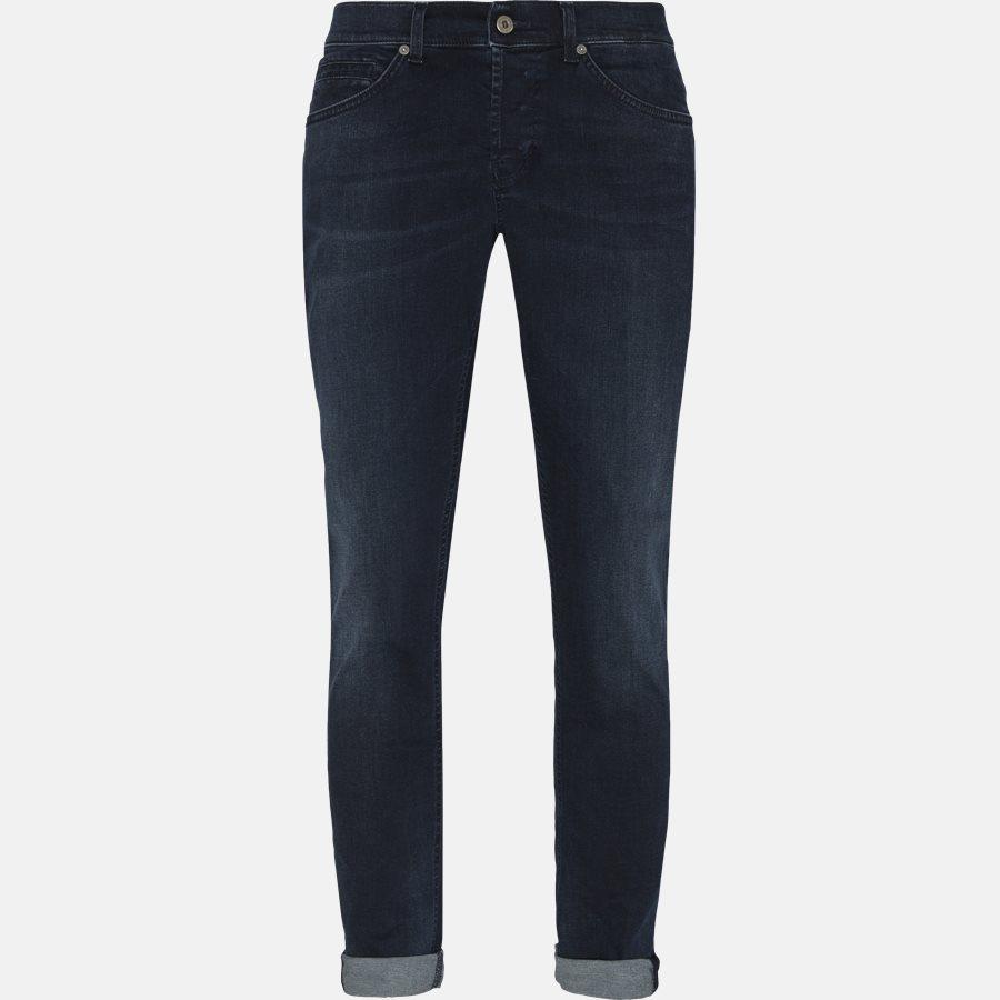 UP232 DS227 U67 - Jeans - DARK BLUE - 1